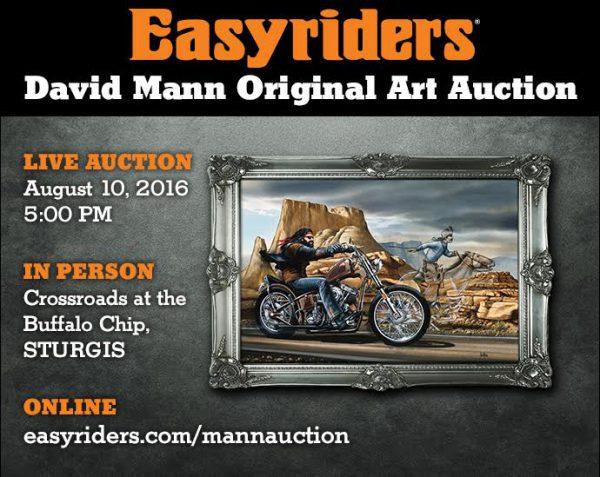 davidmann original art sale own a piece of biker history