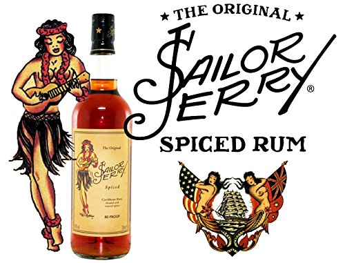 Sailor Jerry Spiced Rum Partners With Harley-Davidson