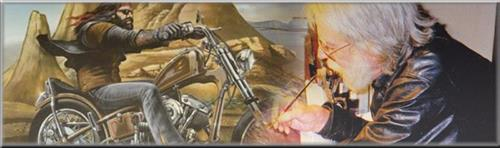 See some real classics from the master David Mann.