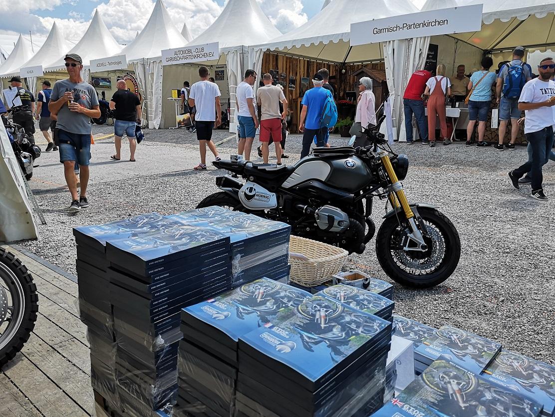 Bmw Motorrad Days 2019 New Bmw Motorcycle Accessories Bikernet